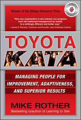 Toyota Kata By Rother, Mike